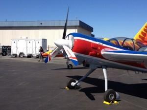 Trailer Plane Picture